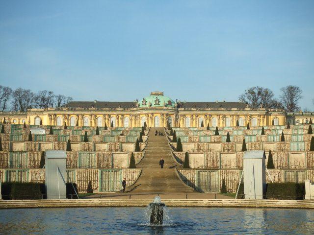 サンスーシ宮殿の画像 p1_4